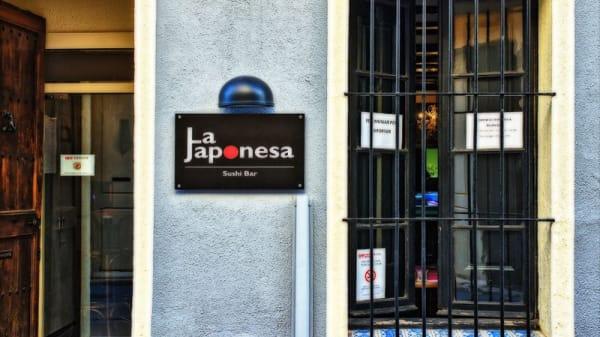 Entrada - La Japonesa Sushi Bar, Badalona