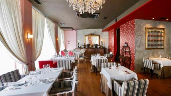 Vista da sala - À Parte Grill, Lisboa