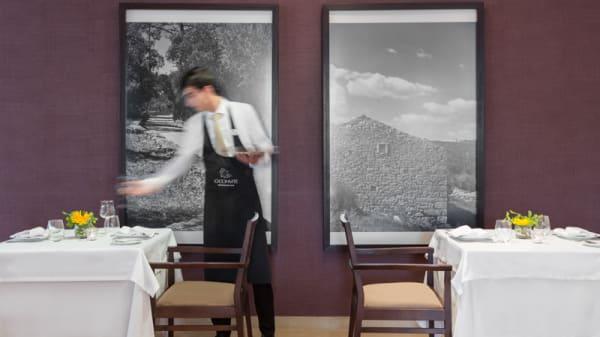Detalhe da sala | Restaurant detail - O Convite by Dom Gonçalo Hotel, Fátima