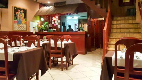 Vista da sala - spice Lounge, Albufeira