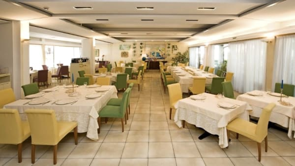 Sala - Ristorante Pizzeria Sporting, Caorle