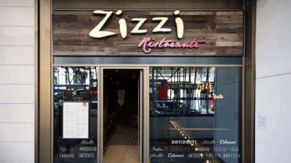 Zizzi - The Strand, London