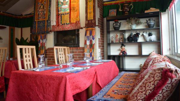 Salle du restaurant - Yak, Limoges