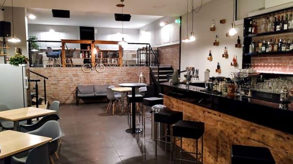 Veduta dell interno - FlaBi Mediterranean Coffee, Brindisi