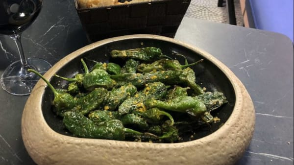 Sugerencia del chef - Argia, San Sebastián