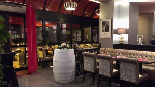 Salle du restaurant - Patrizia, Boulogne-Billancourt