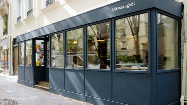 Entrée - L'Avant Goût, Paris