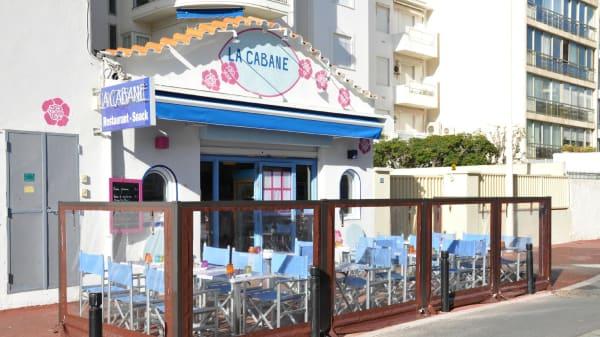 salle - La Cabane, Cannes