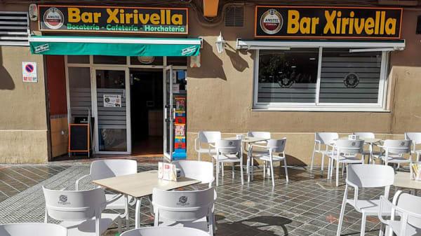Entrada - Xirivella, Xirivella