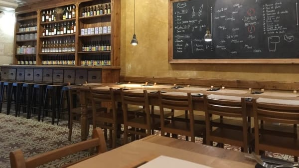 Le Comptoir des Remparts, Bordeaux