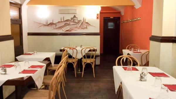 sala - Pizzeria Pino, Bologna