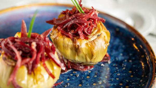 Sugerencia del chef - La Picassa, Madrid