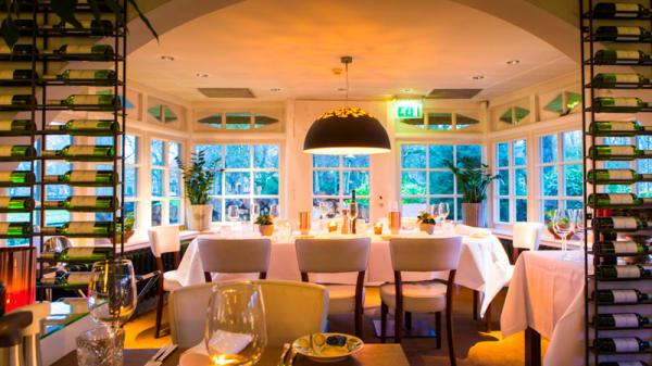 Het restaurant - Restaurant Wilhelminapark, Utrecht