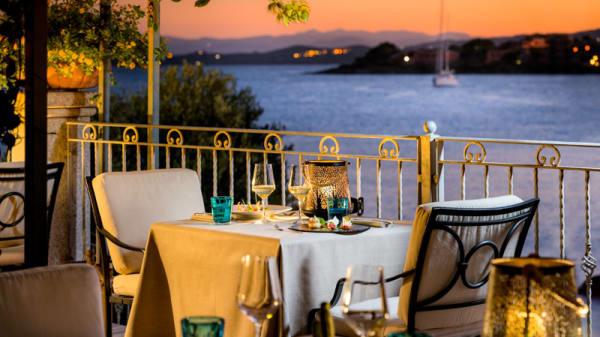 Terrazza - Blù Restaurant, Golfo Aranci