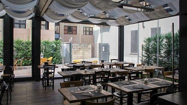 Terrazza - Alibi Restaurant, Novara