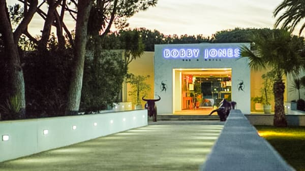 Entrada - Bobby Jones - Vilar do Golf, Almancil