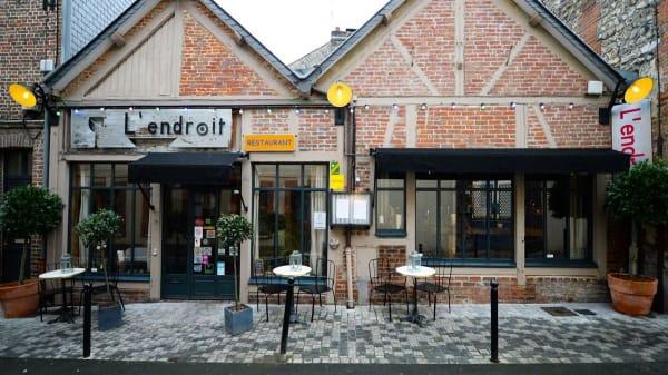 Entrée - L'Endroit, Honfleur