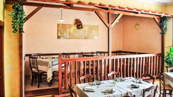 La sala - La Loggetta, Gracciano