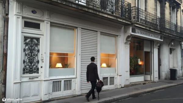 Façade - Au Bonheur du Palais, Bordeaux
