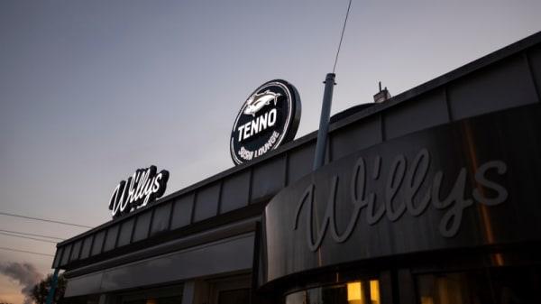 Eingang - Tenno Sushi Lounge, Heilbronn