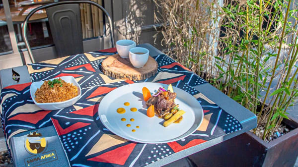 Suggestion du Chef - Safna Africa, Boulogne-Billancourt