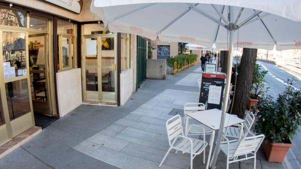 Nuestra Terraza  - Constitución 29 estación gastronómica, Granada