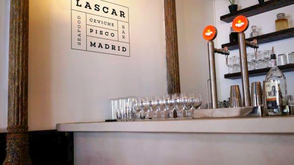 La sala - Lascar, Madrid