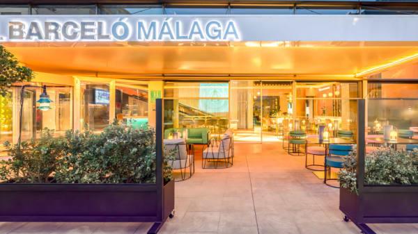 Entrada - Gastrobar La Santa María - Hotel Barceló Málaga, Málaga