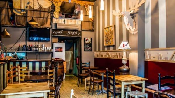 comedor - La Mestressa, Barcelona