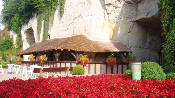 Vue extérieure - La Cave, Montlouis-sur-Loire