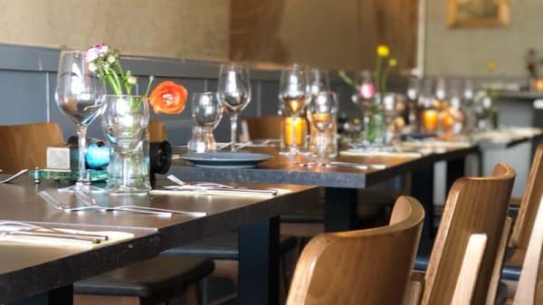 Het restaurant - De Dighter, Vlissingen