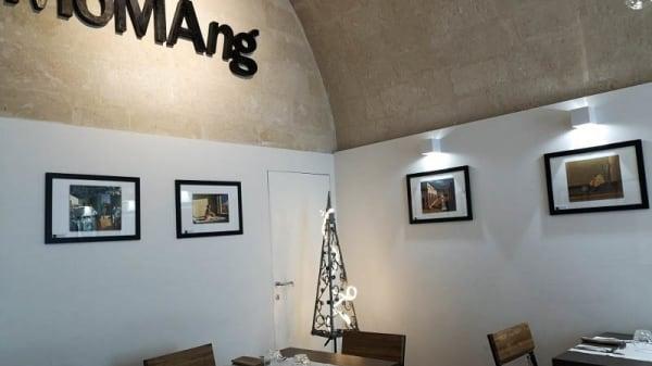 Vista della sala - MoMAng, Matera