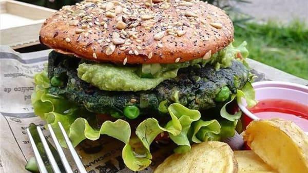 Green Pea - The Burger Café, Playa de la Américas