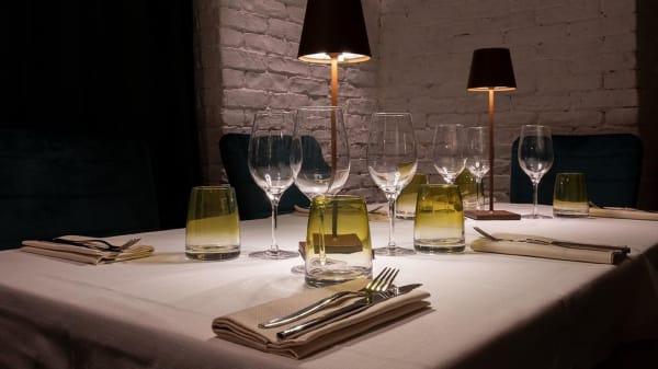 Arcano Restaurant & Music, Milan