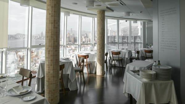 Vista de la sala - Restaurante Belvedere Benidorm, Benidorm