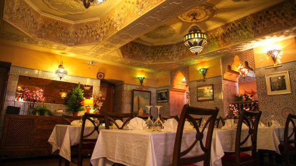 Salle du restaurant - Rajasthan Villa, Toulouse