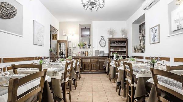 Sala del ristorante - Il Bettolino, Santa Marinella