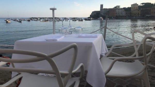 """Altrove - Bistrot of Restaurant """"Baia del Silenzio"""", Sestri Levante"""