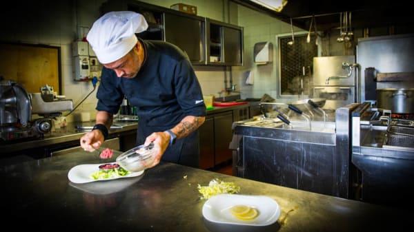 Il Chef - Saxo, Roma