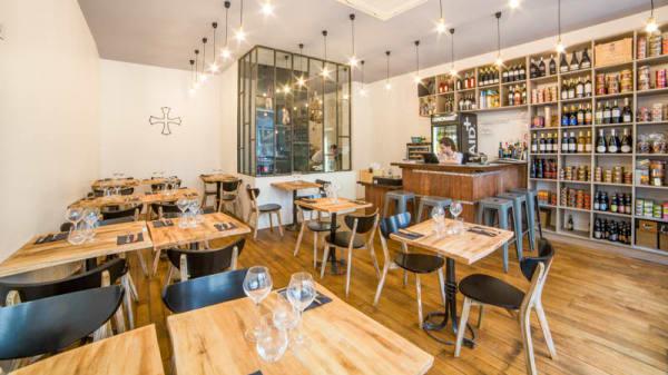 Salon du restaurant - Ô Comptoir du Sud-Ouest, Paris