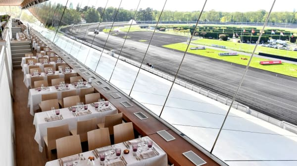 Salle 2 - Restaurants Panoramiques de l'Hippodrome de Vincennes, Paris