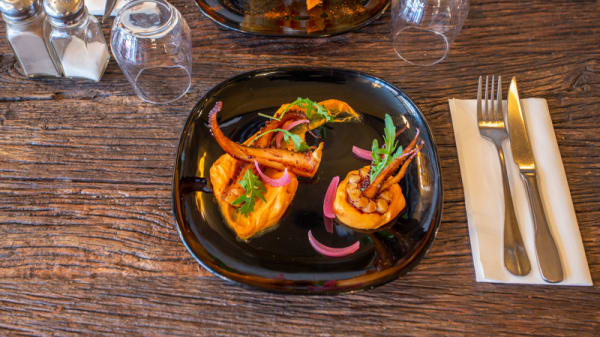 Suggestion de plat - La Quincaillerie, Paris