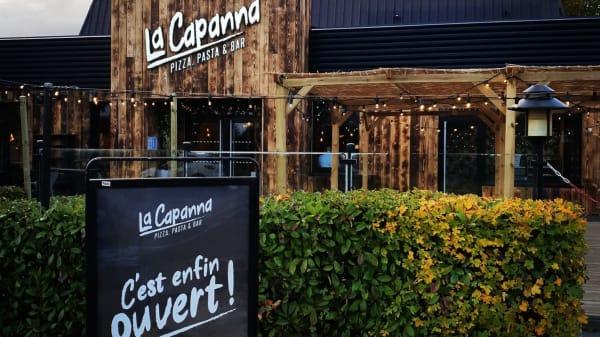 La Capanna, Lognes
