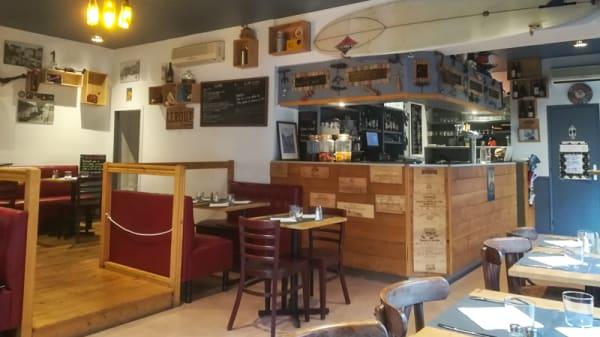 Salle du restaurant - Le Tire Bouchon, Nantes