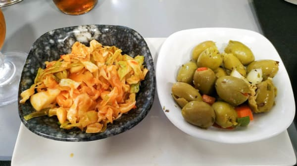 Sugerencia de plato - La brasa, Utrera