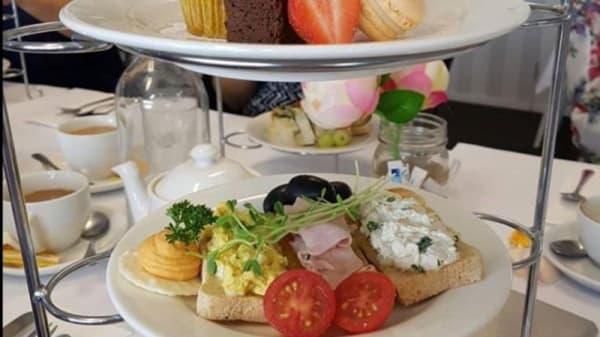The Dawn Tea Rooms, Chermside (QLD)