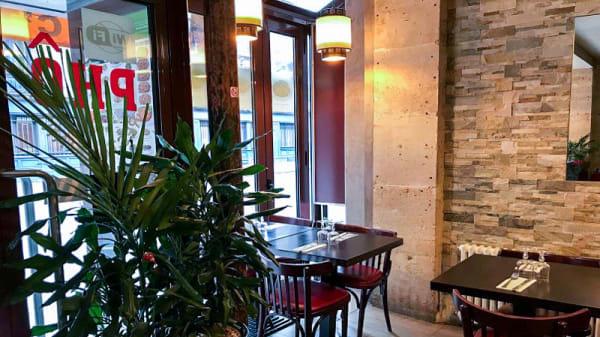 Vue de la salle - C'Trobon, Paris