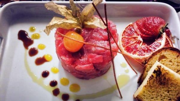 tartare di carne - San Marco, Noventa Di Piave