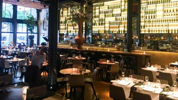 Het restaurant - Kitchen & Bar Van Rijn, Ámsterdam