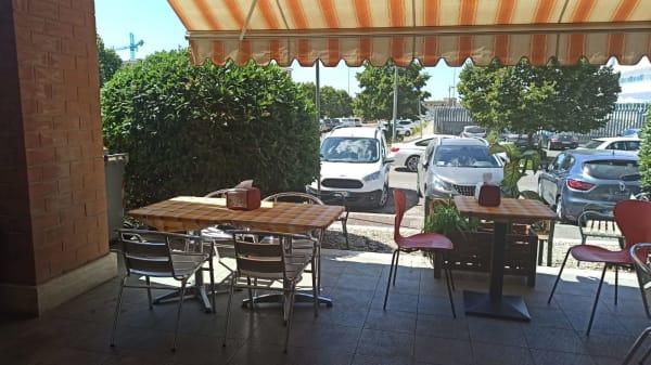 Esterno - Antony's Pizza Point, Viterbo